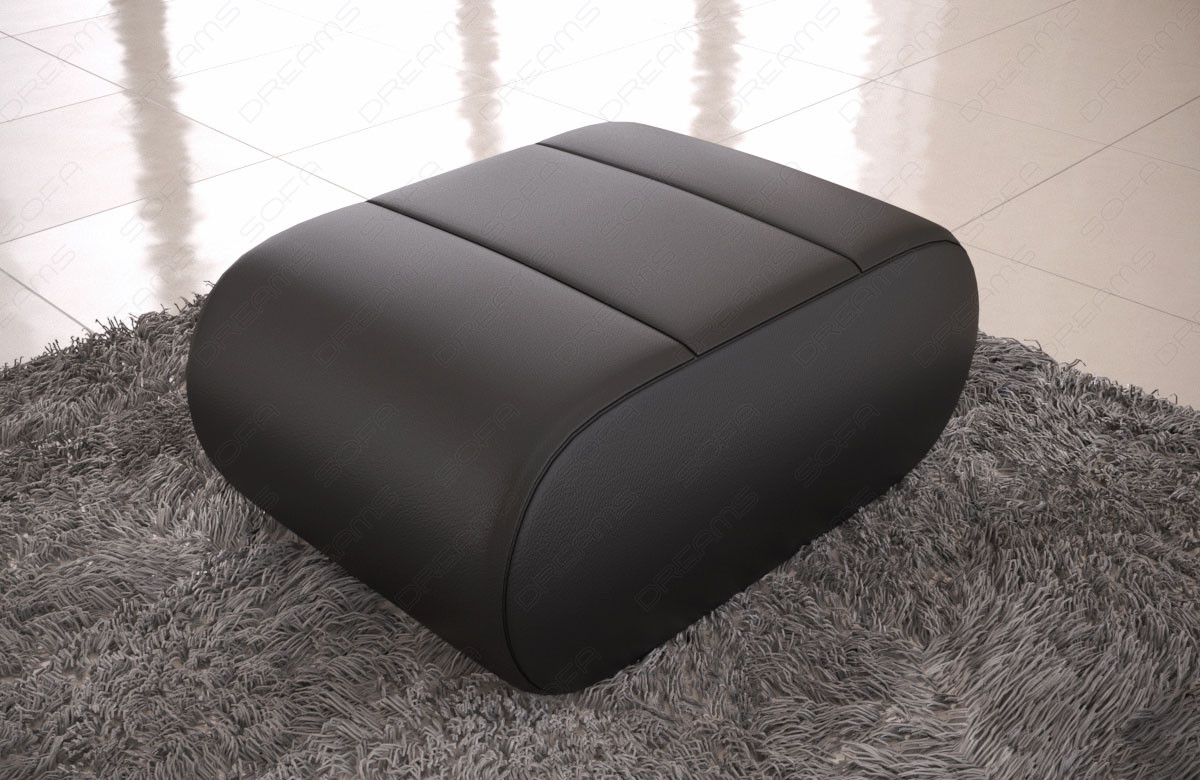 Leather Stool Concept