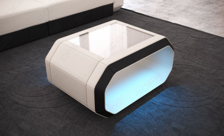 fabric coffee table brookly - Mineva 1