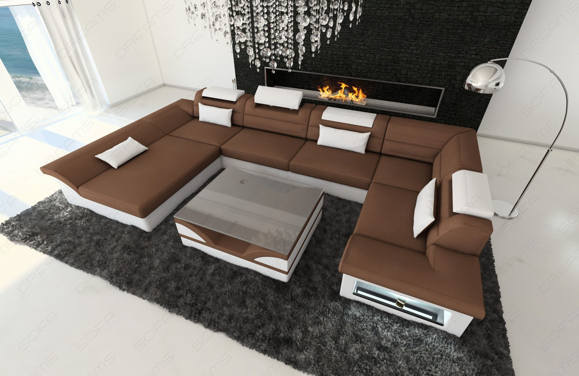 Picture of: Design Sofa Chicago Led Mobler Sofadreams