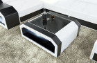 Modern Coffee Table Houston white-black