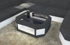 Modern Fabric Coffee Table Dallas  - darkgrey- hugo 12