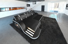 Modern Corner Sofa Detroit L Shaped with optional sofa bed