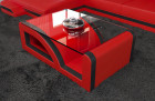 Design Living Room Table Detroit red-black