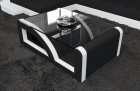 Modern Fabric Coffee Table black - Mineva 14