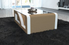 Fabric Coffee Table Detroit sandbeige - Mineva 6