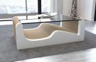 Fabric Mix Coffee Table Jacksonville sandbeige - Mineva 6