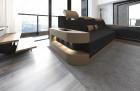 Modern Sectional Sofa Jacksonville L Shape -black - Mineva 14