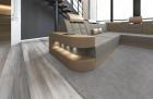 Luxury fabric Sofa Jacksonville XL Shape - sand - Hugo 4