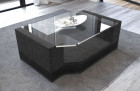 Modern coffee Table Los Angeles darkgrey - Hugo 12