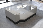 Modern coffee Table Los Angeles grey - Mineva 12