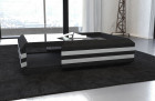 Fabric Coffee Table Hollywood extendable (Hugo 14)