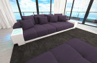 Design Fabric Sofa Austin - purple - Mineva 17