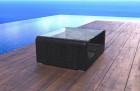 Modern Wicker Lounge Coffee Table