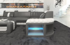 Corner sofa wit LED lightning