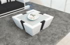Fabric Coffee Table New Jersey black (Mineva 14)