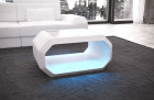 design coffeetable Brooklyn LED - white