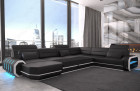 Modern Sectional Sofa Brooklyn XL with sofa bed