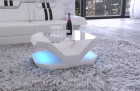 design coffeetable Beverly Hills LED - white