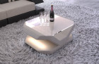 Modern Fabric Coffee Table Beverly Hills beige - Hugo 1