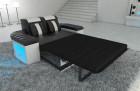 Leather Sofa Set Boston 3-2-1 with sofa bed