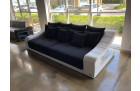 Big Fabric Sofa Turino with Lights