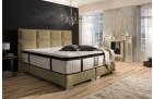 Boxspring Bed Hampton sand-beige