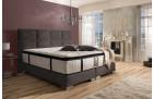 Boxspring Bed Hampton in grey