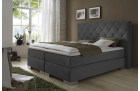 Boxspringbed Mirage grey
