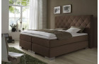 Boxspringbed Mirage in brown