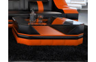 Modern coffee Table New York black-orange