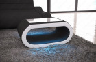 coffee table concept - fabric microfibre beige Hugo 14