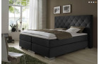 Boxspringbed Mirage black