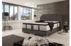 Boxspring Bed Rio in anthracite