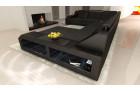 Sectional Fabric Sofa Houston XL grey - Hugo 12