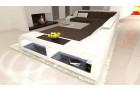 modern fabric sofa Houston XL darkbrown - Hugo 10