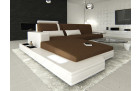 Luxury Fabric Sofa Los Angeles L Shape brown- Mineva 7