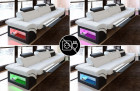 LED RGB lighting (battery operated) with remote control