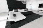 Modern Fabric Sofa Chicago with optional sofa bed