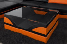 Design Coffee Table Chicago black-orange