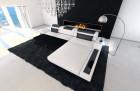 Fabric Sofa Orlando with optional sofa bed