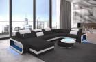 Fabric sectional sofa Charlotte Woven Chesterfield Sofa - black Hugo 14