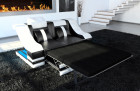 Leather Sofa Set New York 3-2-1 with sofa bed