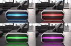 LED lights for Seattle U Form
