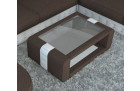 Modern Fabric Table Bostonn brown - Hugo 8