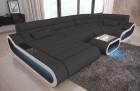 Design Sectional Sofa Concept Microfiber - Mineva 8