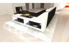 Sectional Sofa modern L Shape relax Ottoman - Microfiber black Hugo 14