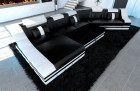 Modern Fabric Sofa New York with optional sofa bed