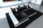 Luxury fabric Sofa New York with optional sofa bed