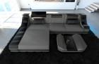 Luxury fabric Sofa New York grey(Mineva 12)