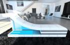 Design sofa New York grey- white
